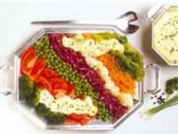 Овочевий салат «Мікст»