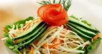 Овочевий салат з селерою