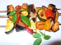 Овочевий шашлик «Асорті»
