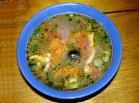 Овочевий суп пікантний