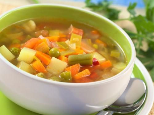 Овочеві супи в різних кухнях світу - цікаві рецепти
