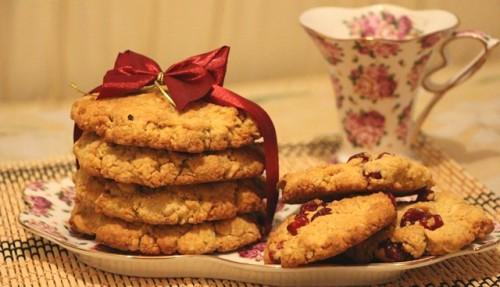 Вівсяне печиво, рецепти вівсяного печива з фото