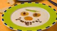 Вівсяний суп-пюре