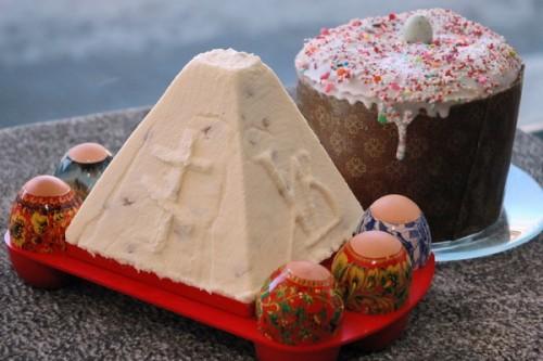 Великдень сирна - готуємося до світлого свята