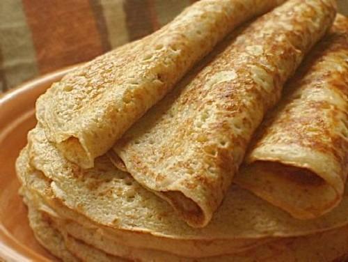 Печемо млинці - рецепти млинців і секрети приготування знаменитого страви