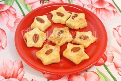 Печиво «Мигдальні зірочки»