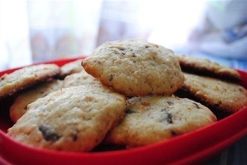 Печиво вівсяне з шоколадом