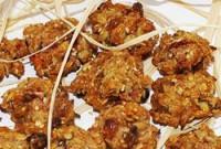Печиво вівсяне «Здорова» з ягодами, горіхами і сухофруктами