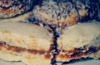 Печиво з вареним згущеним молоком і ромом «Альфахорес»