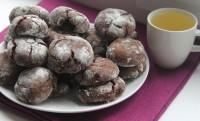 Печиво «Шоколадні тріщинки»