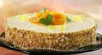 Персиковий торт