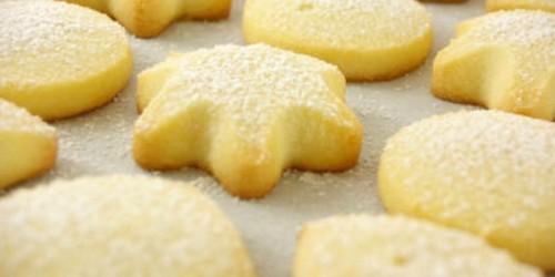 Пісочне печиво, рецепти пісочного печива з фото