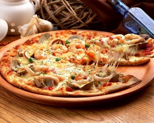 Піца - літні рецепти приготування з овочами