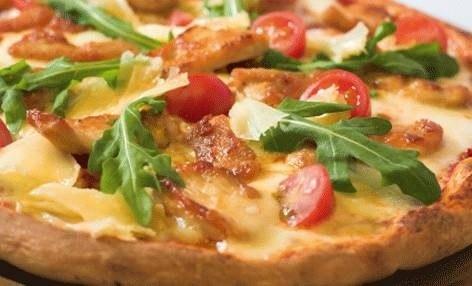 Піца «Літня»