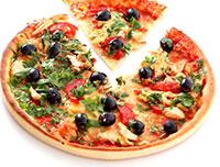 Піца з тріскою