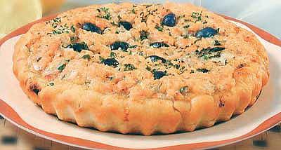 Піца з тунцем