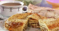 Пиріг «Швидкий» із традиційних млинців