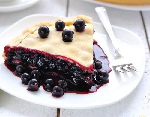 Пиріг зі смородини