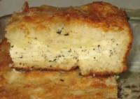 Пиріг картопляний з бринзою