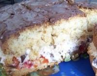 Пиріг «Кассат» сирний по-італійськи