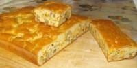 Пиріг «Паштіда» з грибами