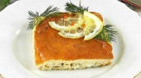 Пиріг рибний «Повітряний»