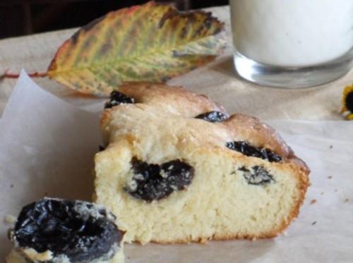 Пиріг з чорносливом «Осінній ранок» по-бретонски