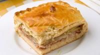 Пиріг з копченою грудинкою «Зимове розраду»
