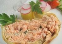 Пиріг з лососем для пікніка