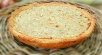 Пиріг з цибулею та сметаною