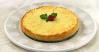 Пиріг «Сирне блаженство»