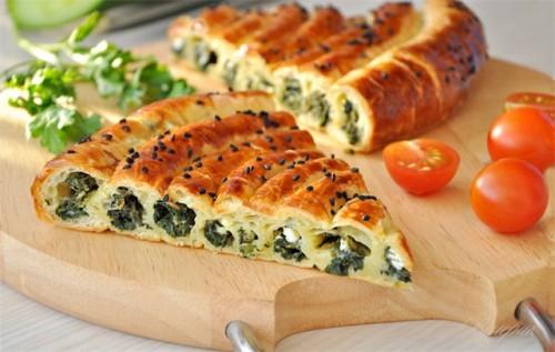 Пироги з сиром фета: 5 рецептів