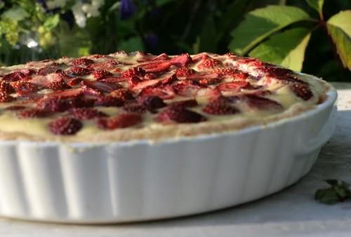 Пироги зі свіжими ягодами - насолода для ласунів