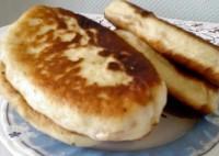 Пиріжки на сковороді «Постоли»