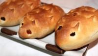 Пиріжки солодкі «Їжачки»