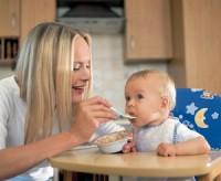 Харчування дитини до 1 року