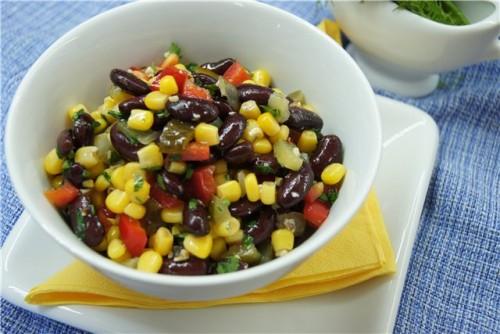 Харчування під час Великого Посту: пісні салати