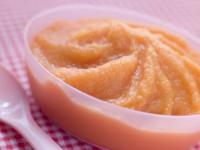 Пюре з картоплі та моркви для дитини до року