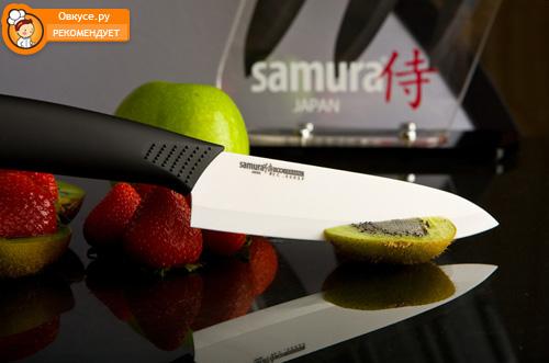Плюси і мінуси керамічних ножів