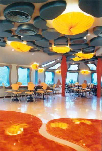 Підводний ресторан