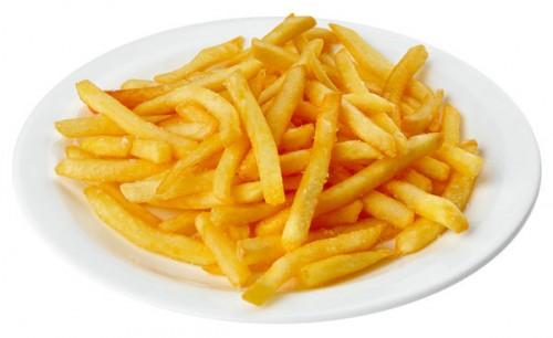 З'явився низькокалорійний картопля фрі