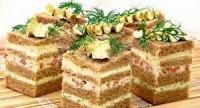 Смугасті бутерброди