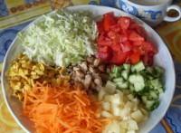 «Посольський» салат