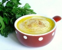 Пісна картопляна закуска по-грецьки «Скордалія»