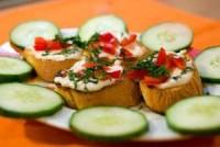 Пісні бутерброди «Весняні»
