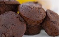 Пісні шоколадно-вишневі кекси