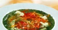 Пісний овочевий суп «Простий»