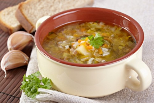 Пісний суп: 3 простих і смачних рецептів