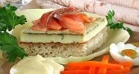 Святкові бутерброди «южноуральски»