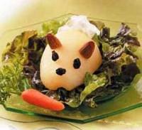 Святковий десерт «Кролик»